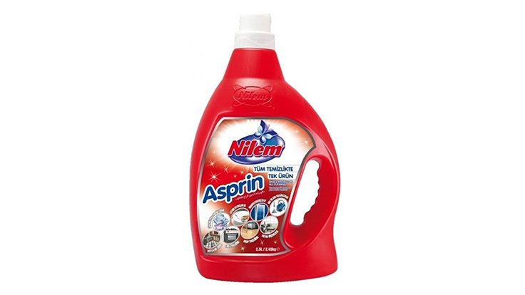 Asprin Bulaşık Deterjanı