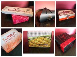 Kağıt/Karton Kutu - Ambalaj Ürünleri