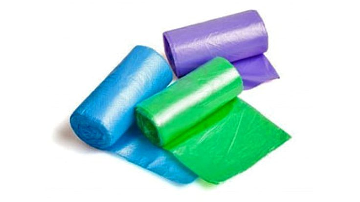 Rulo Plastik Renkli Poşet
