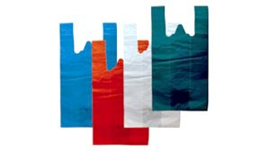 Tekli Plastik Renkli Poşet