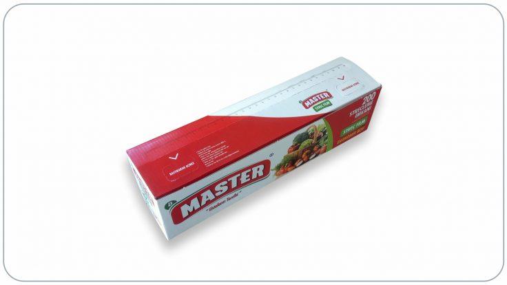 Master Streç Film 30 cm